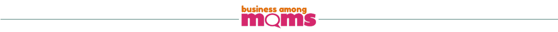 Business Among Moms Footer Image