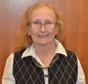 Jane Bardon - Secretary; Member Elected - Upper Midwest Division