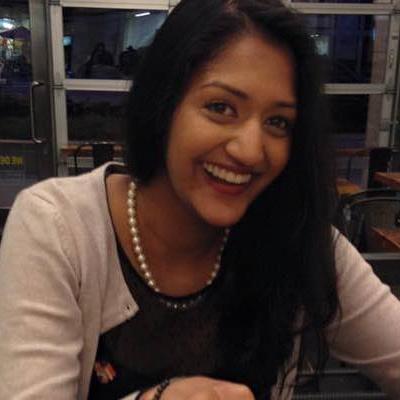 Amanda Silva - Community Fund and Partnerships Coordinator