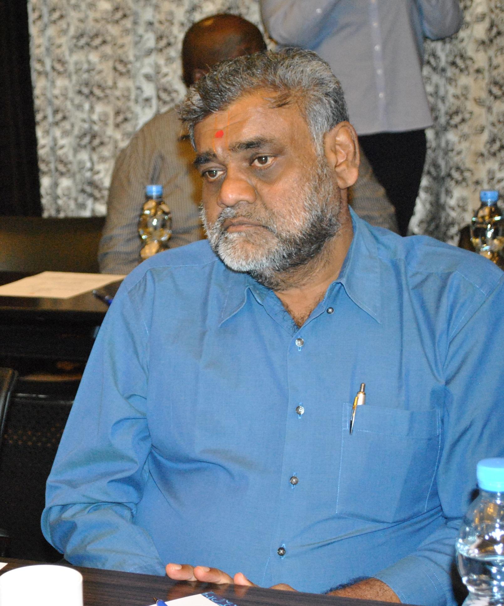 Mr. Subhash Patel  - Chairman