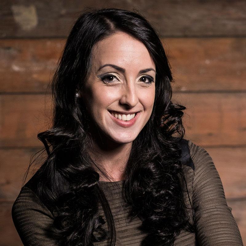 Tessa Bousfield - Marketing Director