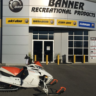 Banner Recreation & Marine - Kelowna - Ski-Doo Dealer