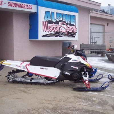 Alpine Motorsport - Salmon Arm - Yamaha Dealer