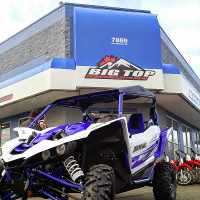 Big Top Powersports - Chilliwack - Yamaha Dealer