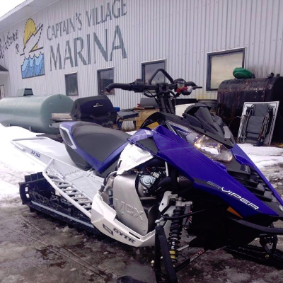 Captains Village Marina - Scotch Creek - Yamaha Dealer