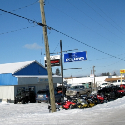 Cariboo Supply & Marine - 100 Mile House - Polaris Dealer