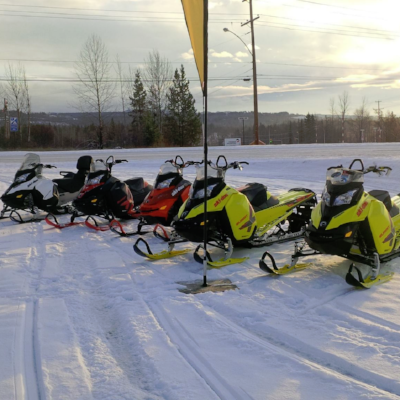 Evergreen Industrial Supplies - Smithers - Ski-Doo Dealer