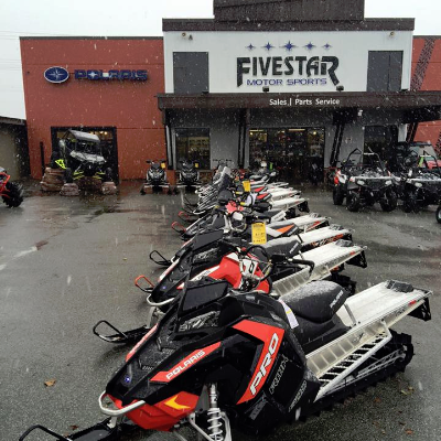 Five Star Motorsports - Chilliwack - Polaris Dealer