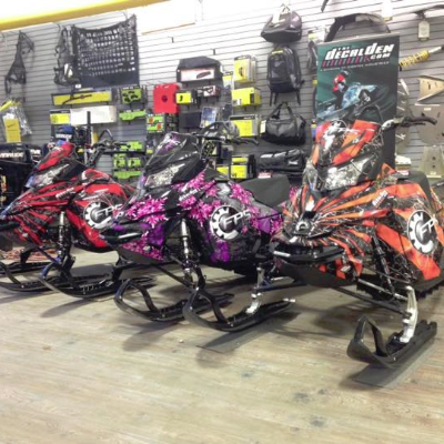 Forest Power Sports - Prince George - Ski-Doo Dealer