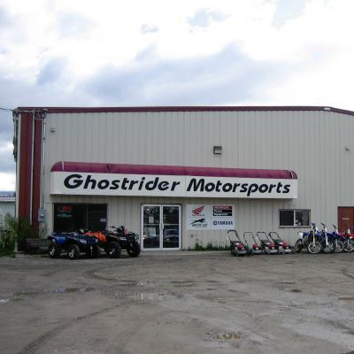 Ghostrider Motorsports - Fernie - Arctic Cat Dealer