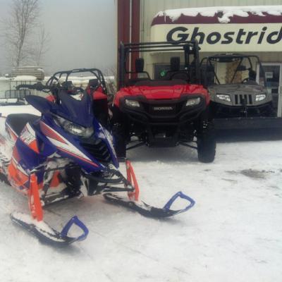 Ghostrider Motorsports  - Fernie - Yamaha Dealer