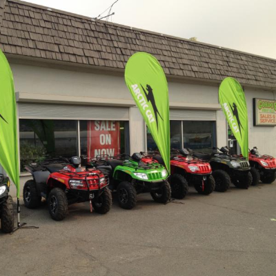 Gordo's Rent All - Williams Lake - Arctic Cat Dealer
