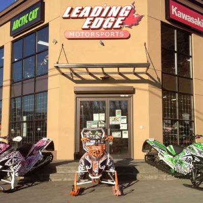 Leading Edge Motorsports - Kamloops - Arctic Cat Dealer