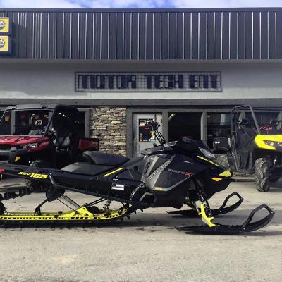 MOTOR TECH Enterprises LTD - Golden - Ski Doo Dealer