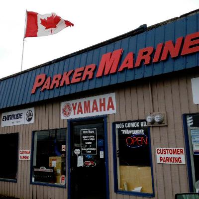 Parker Marine - Courtenay - Yamaha Dealer