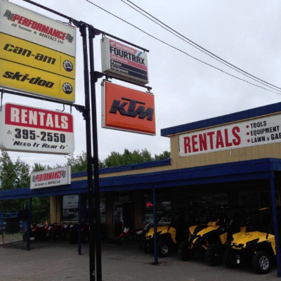 Performance All Terrain & Rentals Ltd. - 100 Mile House - Ski-Doo