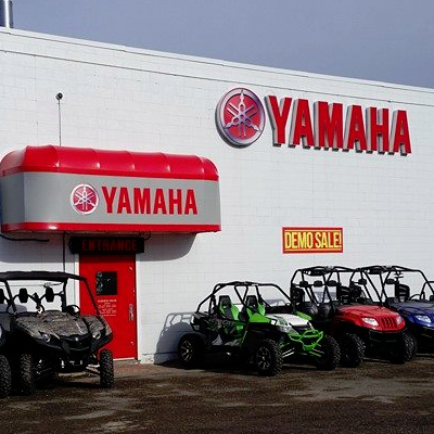 Prince George Motorsports - Price George - Yamaha Dealer
