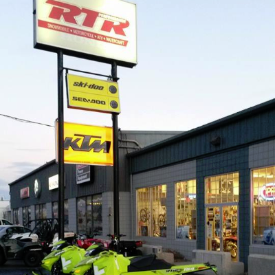 RTR Performance - Kamloops - Ski-Doo Dealer