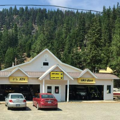 Reichert's Sales & Service - Tulameen - Ski-Doo