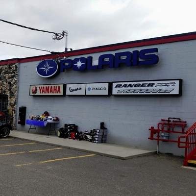 Outlaw Motorsports - Kamloops - Polaris Dealer