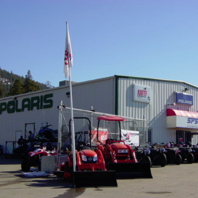 Spectra Power Sports - Williams Lake - Polaris Dealer