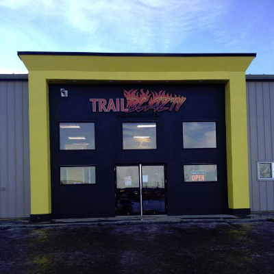 Trail Blazn' Power Ltd - Dawson Creek - Ski-Doo Dealer