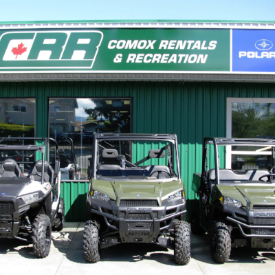 Comox Rentals & Recreation - Comox - Polaris Dealer