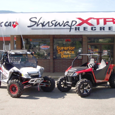 Shuswap Xtreme Recreation - Salmon Arm - Arctic Cat Dealer