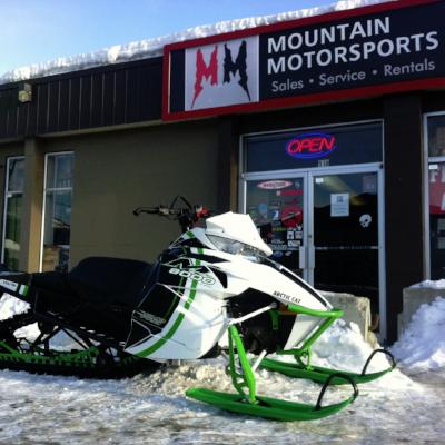 Mountain Motorsports - Golden - Arctic Cat Dealer