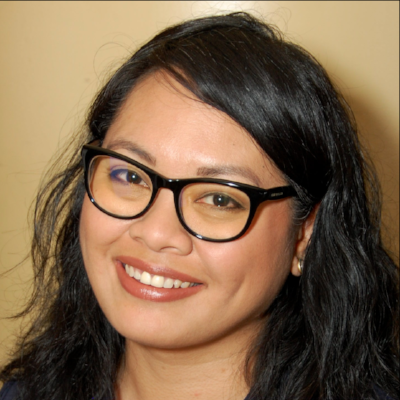 Mayette Ostonal - Social Media Chair