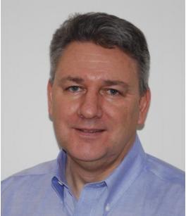 David Unsworth - Chapter Treasurer