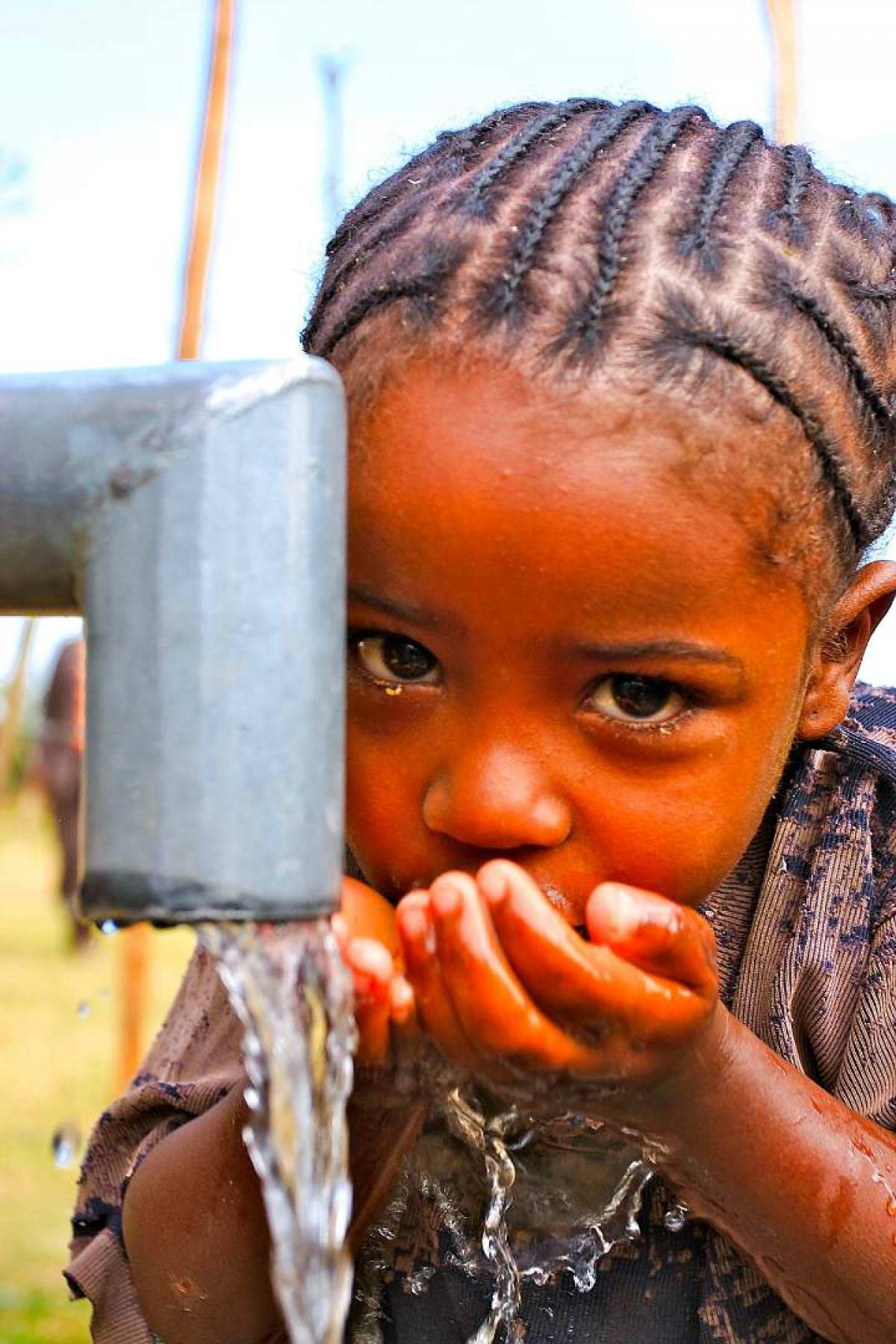 Partnered Campaign - Clean Water & Sanitation