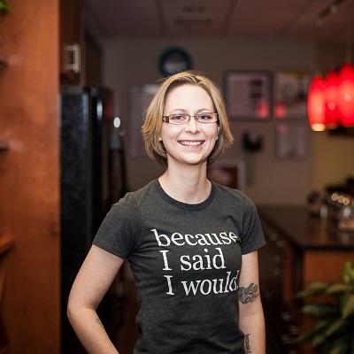 Amanda Messer - Chapter Leader