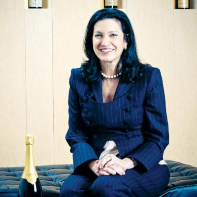 KEYNOTE SPEAKER Margareth (Maggie)   Henriquez - President & Chief Executive Officer, Krug Maison de Champagne