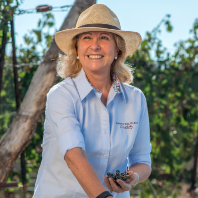 KEYNOTE SPEAKER Susana Balbo - Founder & Owner - Susana Balbo Wines