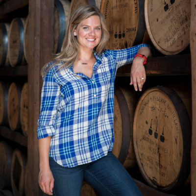 Elizabeth McCall, CSS - Woodford Reserve Master Taster & Senior Quality Control Specialist, Brown-Forman