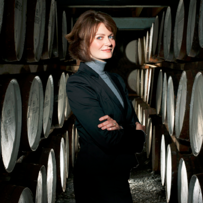 Stephanie J. MacLeod - Master Blender, John Dewar & Sons Ltd.