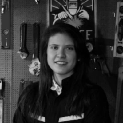 Gabriela Pérez - Directora Factoría Stgo. Makerspace