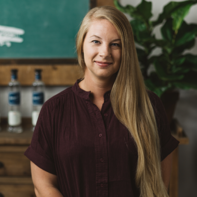 Caley Shoemaker - Head Distiller at Hangar 1 Vodka, Proximo