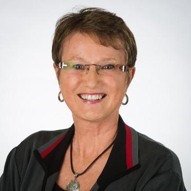 Joann Halle - Co-President