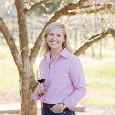 Rachel Ashley, Ph.D. -  Vice President of Wine Production, Treasury Wine Estates