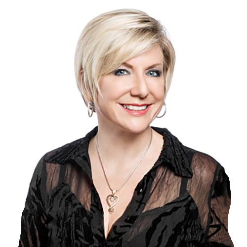 Sherry Zins Calvert - Seattle Chapter President