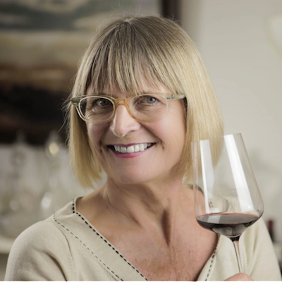 Jancis Robinson - OBE, MW, Wine Critic, Journalist and Wine Writer