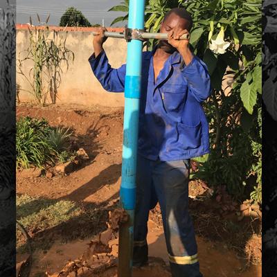 Zimbabwe Water Project - Fiscal Sponsorship