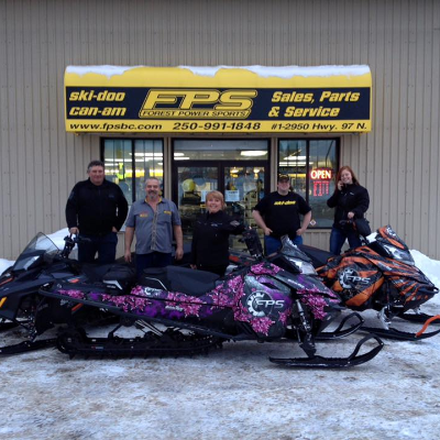 Forest Power Sports  - Quesnel - Ski-Doo Dealer