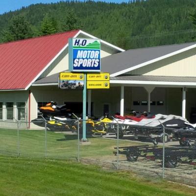 H20 Motorsports - Sicamous - Ski-Doo Dealer