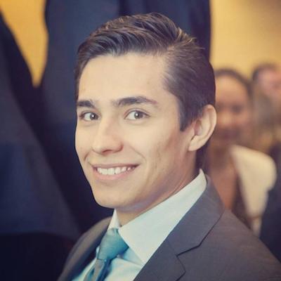 Alejandro Gonzalez Fuentes - Research Intern