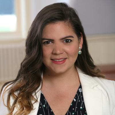 Lucia Gallardo - Marketing & Communications Coordinator