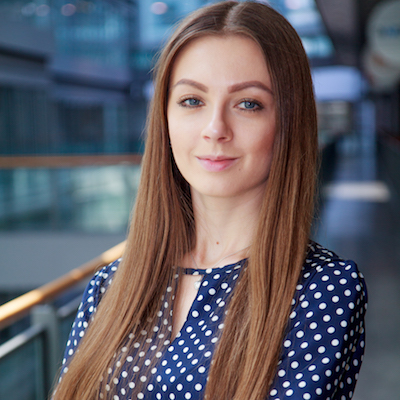 Elena Dudarenko - Operations Coordinator