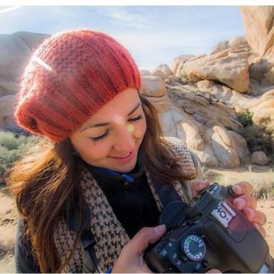 Kay Olguin - Photo Journalist Volunteer
